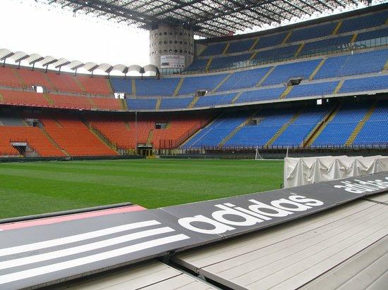 Stadio Giuseppe Meazza (San Siro) : stadio meazza