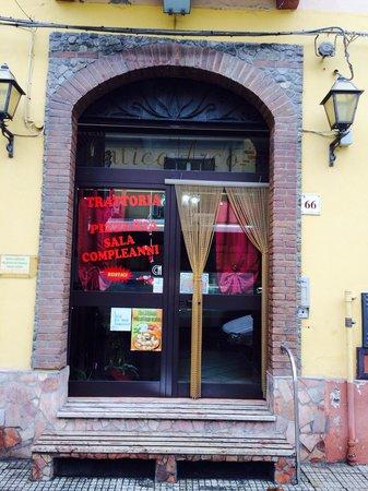 Antico arco ristorante trattoria pizzeria
