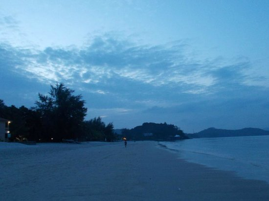 Cenang Beach: Sunrise2