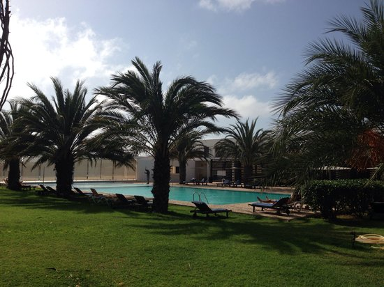 Hotel Dunas de Sal: La piscine.