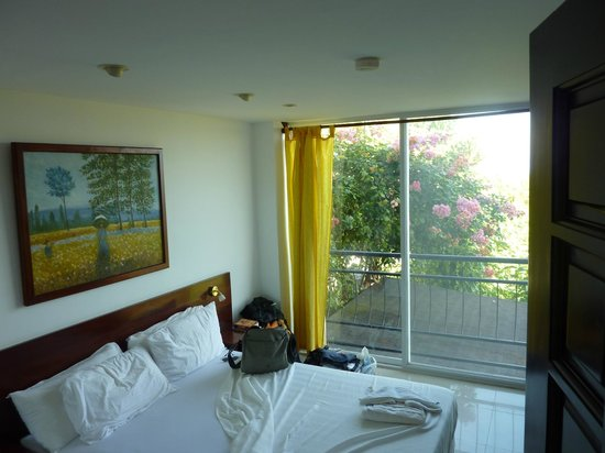 Bohol Vantage Resort: Bedroom
