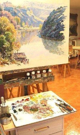 Estudio De Pintura Nacho