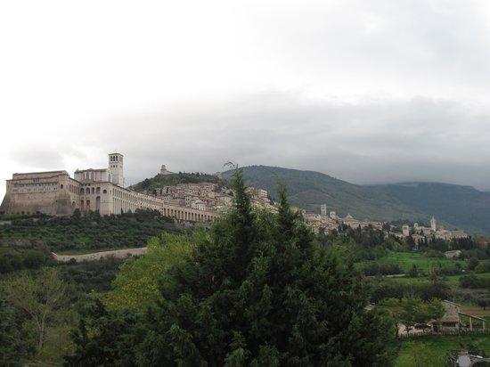 Carfagna Country House : Dalla camera la Basilica di S.Francesco