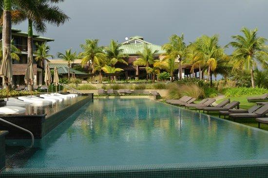 Pool Area Picture Of W Retreat Spa Vieques Isla De