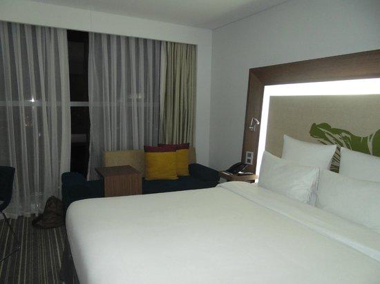 Novotel Saigon Centre Hotel: Bedroom