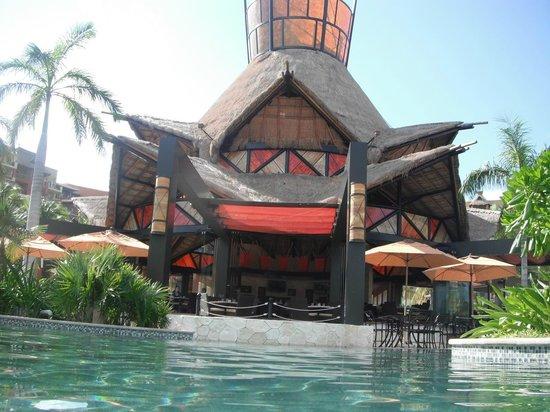 Villa del Palmar Cancun Beach Resort & Spa : AUTRE VUE DU ZAMMA