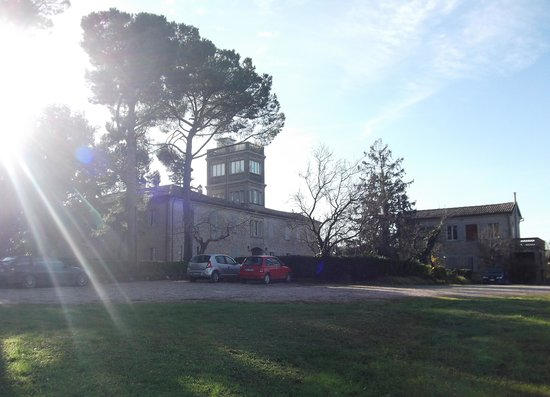 Il Pignocco Country House: casale