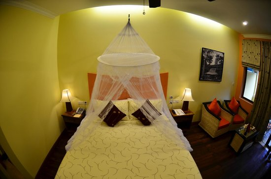 Pavillon d'Orient Boutique-Hotel: Junior suite