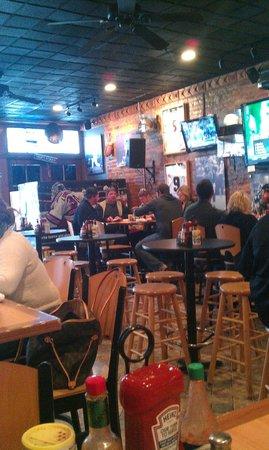 Huck Finn's Cafe: Huck Finn's