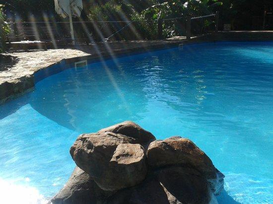 Tacuara Lodge: pileta
