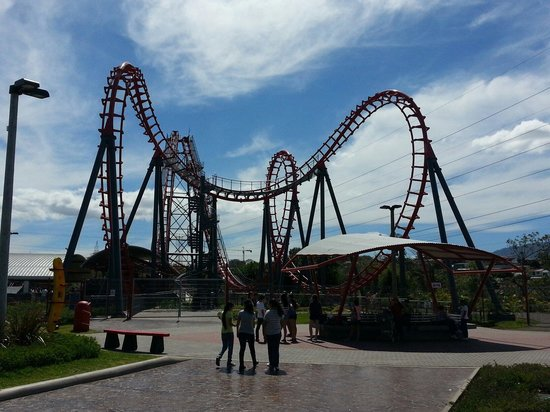Pueblo Antiguo: The roller coaster