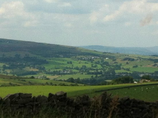 Northcote Hotel: Touring around Pendle Hill