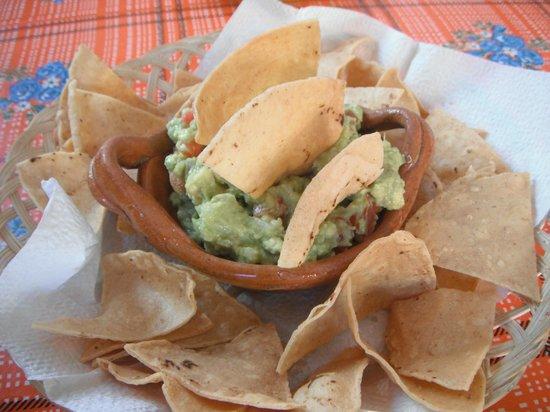 Poc Chuc: guacamoli