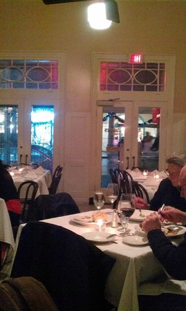 Tujague's Restaurant : Dining room