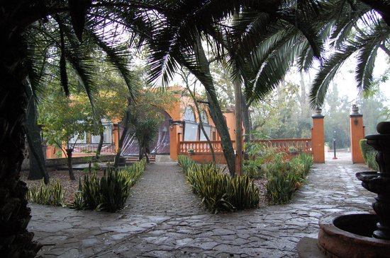 El Marqués Hacienda Hotel: Jardines