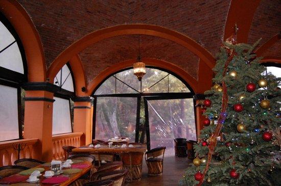 """El Marqués Hacienda Hotel: Restaurant """"Las Bovedas"""""""