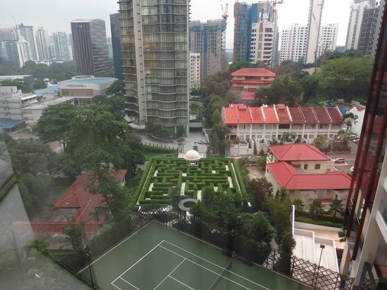 The Elizabeth Hotel by Far East Hospitality: View from window