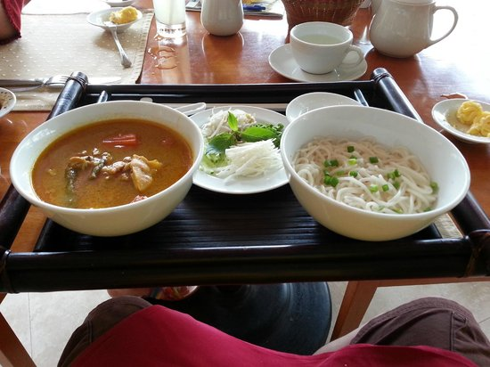 Angkor Century Resort & Spa: Khmer cuisine