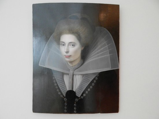 MuMa Musée d'art moderne André Malraux : An intriguing Renaissance portrait
