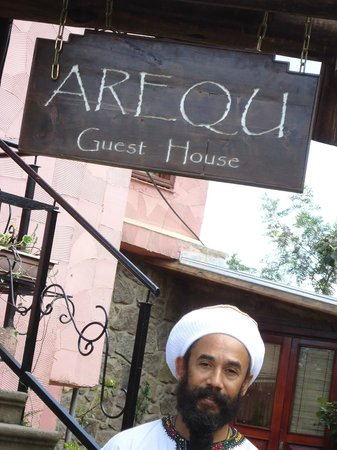 AREQU Guest House : Arequ - Satisfied!