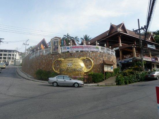 Orchidacea Resort: Отель Орхидасеа