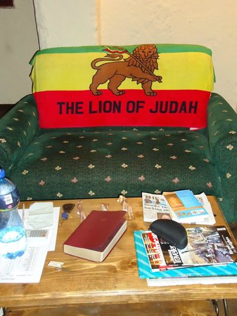 AREQU Guest House : The Lion of Judah