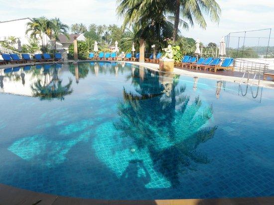 Orchidacea Resort : Orhidasea hotel pools.