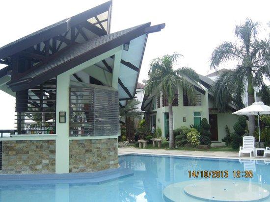 Acuatico Beach Resort & Hotel: villas