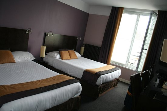 BEST WESTERN Adagio : Zimmer mit getrennten Betten