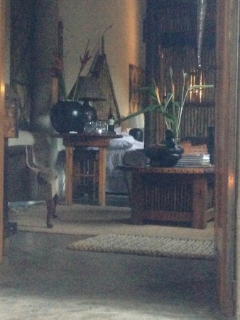 Dar Amane Guest Lodge: The room from outside