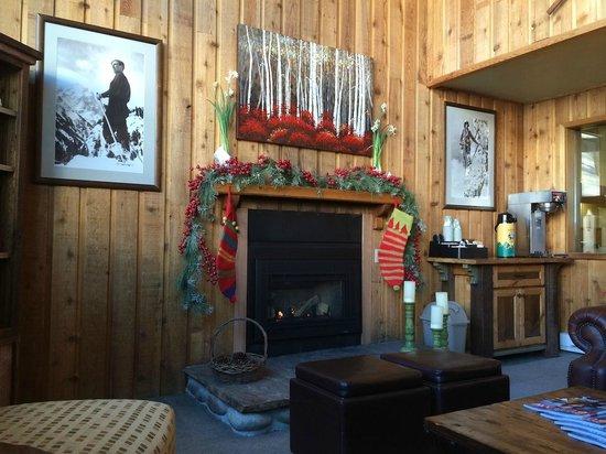 Grand Targhee Resort : Lodge