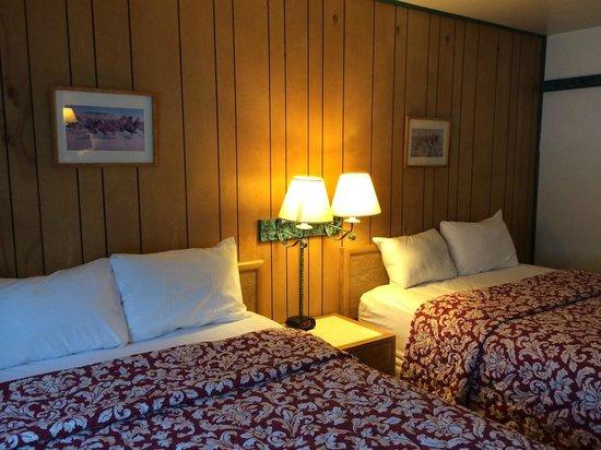 Grand Targhee Resort : Beds