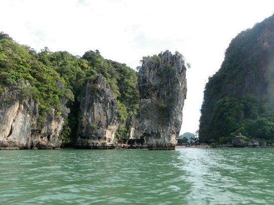 Orchidacea Resort: Острова Джеймса Бонда