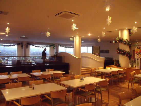 Holiday Inn Edinburgh : Resturant