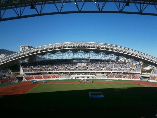 Estadio Nacional: Asistí con mi familia y amigos del 27 al 29 de diciembre 2013.