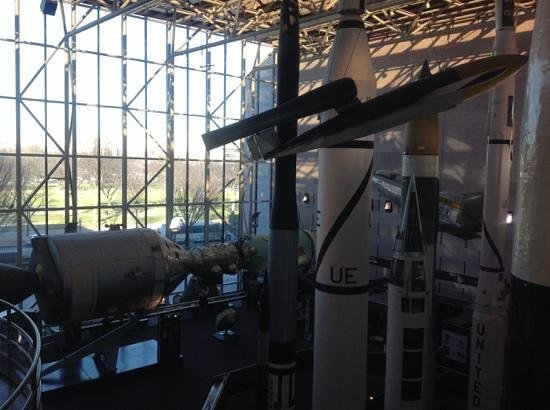 National Air and Space Museum: en el espacio con los pies en la tierra