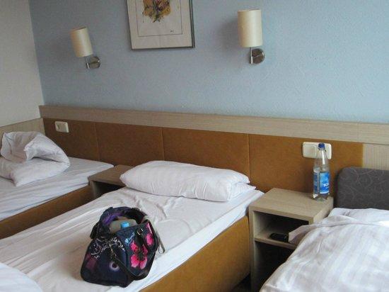 Imperial Hotel: Camera da letto