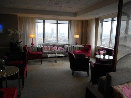 Hotel Okura Ámsterdam: Executive lounge - 3