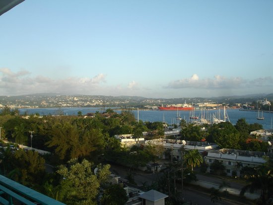 Sunscape Splash Montego Bay : view from 716 B