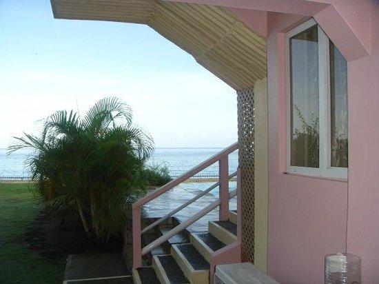 Birdie's Nest: Birdie´s Nest front of beach and infinite swimming pool