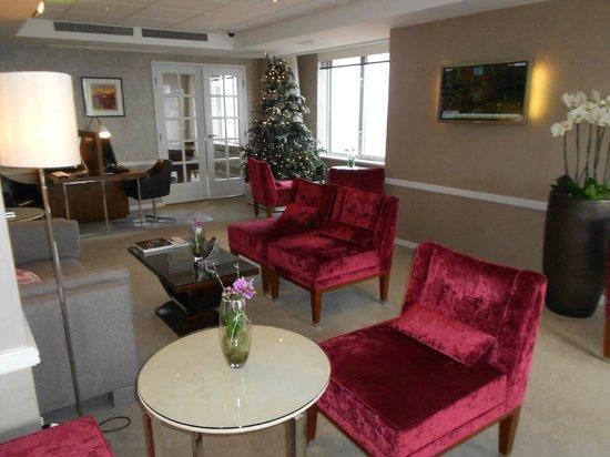 Hotel Okura Ámsterdam: Executive lounge - 1