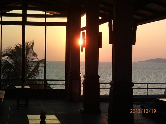 Royal Cliff Beach Hotel : Takbaren