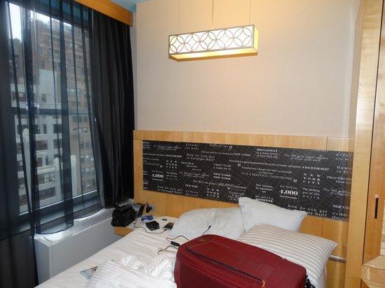 TRYP HOTEL NYC - Times Square South by Wyndham : quarto