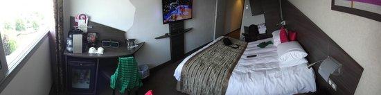 Mercure Vannes Le Port : hotel
