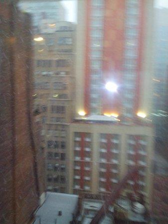 TRYP New York City Times Square South: vista do quarto