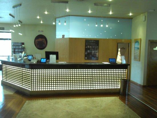 Hotel Abba Fonseca: Hotel Recption