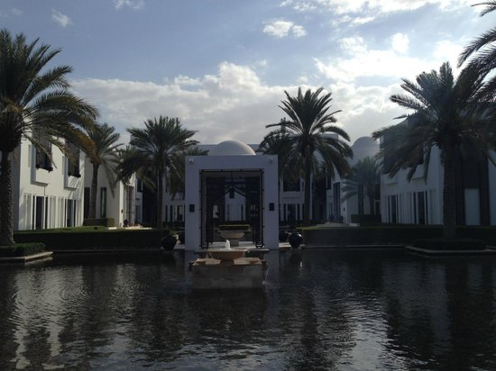 The Chedi Muscat – a GHM hotel: on the property