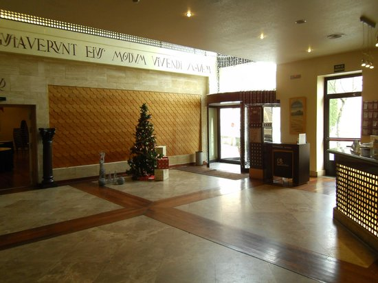 Hotel Abba Fonseca: Hotel Entrance