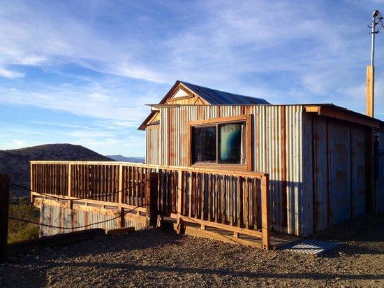 Goats Sky Ranch: Cabin