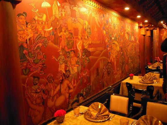 The Spice Route: Mural